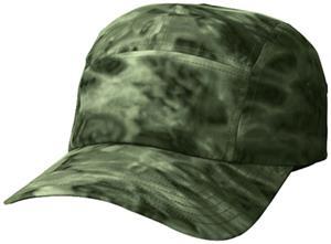 Richardson 876 Aqua Design UnStructured Camo Caps