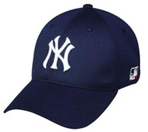 MLB Stretch Fit New York Yankees Baseball Cap
