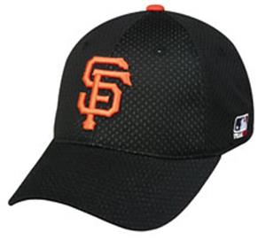 MLB Stretch Fit San Francisco Giants Baseball Cap