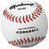 "Markwort 6.5"" SS-CB2 Soft Safe Mini-Baseballs"