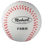 """Markwort 8"""" F8BB Sponge Foam Baseballs"""