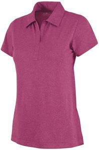 Charles River Women's Heathered Polo