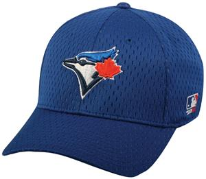 MLB Stretch Fit Toronto Blue Jays Baseball Cap