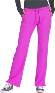 Heartsoul Womens Heart Breaker Low-Rise Scrub Pant