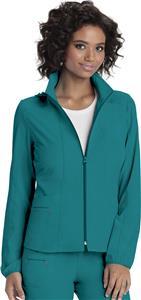 Heartsoul In Da Hood Womens Warm-up Scrub Jackets