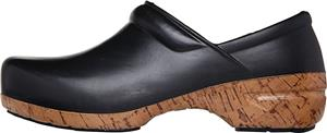 Anywear Womens Srangel Plastic Clog Medical Shoes