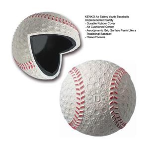 Markwort 7 7/8&quot; Kenko Baseballs-Youth