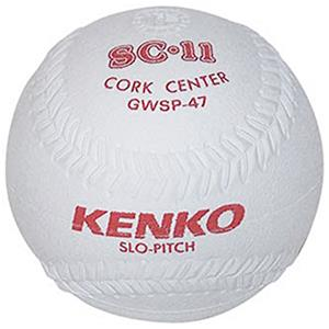 "Markwort 11"" SC-11 Kenko High Tech Softballs"