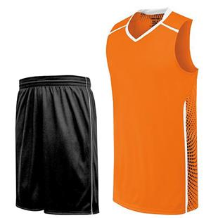 High Five Comet Basketball Uniform Kits