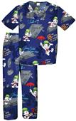 Tooniforms Kids Jiminy Cricket Scrub Top/Pants Set