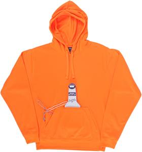 J America Tailgate Poly Fleece Hooded Sweatshirt