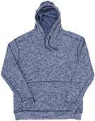 J America Adult Cosmic Poly Fleece Hoodie