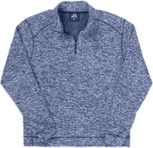 J America Cosmic Poly Fleece 1/4 Zip Sweatshirt