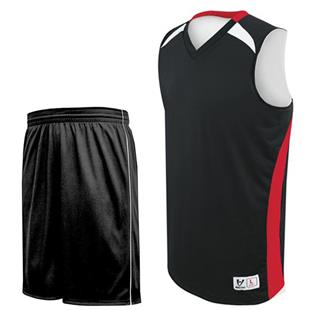 High 5 Campus Reversible Basketball Uniform Kits