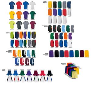 H5 Evolution Short Sleeve Basketball Uniform Kits