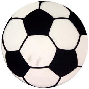 Soccer Ball Mousepads soccer gifts