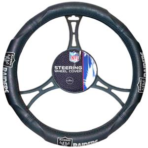 Northwest NFL Raiders Steering Wheel Cover
