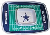 NFL Dallas Cowboys Chip & Dip Tray
