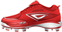Molded Baseball Cleats