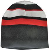 OC Sports Contrast Stripe Cotton/Acrylic Beanie