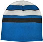 OC Sports Contrast Stripe Cotton/Acrylic Beanie