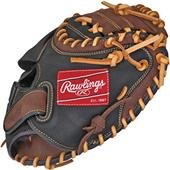 "Player Preferred 32.5"" Catcher's Baseball Mitt"