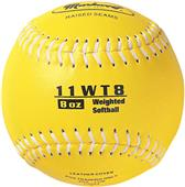 "Markwort 11"" Color Coded Weighted Softballs"
