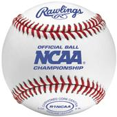 Rawlings Flat Seam NCAA Official Baseball-Dozens