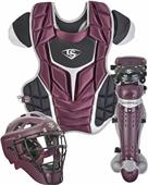 Louisville Slugger Series 7 Adult Catcher Gear Set