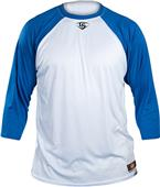 Louisville Slugger Loose-Fit 3/4 Sleeve Shirt