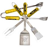 BSI MLB Pittsburgh Pirates 4 PC BBQ Grilling Set