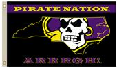 BSI East Carolina Pirates 2-Sided 3' x 5' Flag