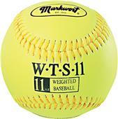 "Markwort 9"" Color Coded Weighted Baseballs"
