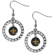 Silver Moon NFL New Orleans Saints CZ Earnings