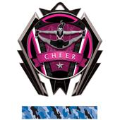Hasty Stealth Cheer Varsity Medal M-5200