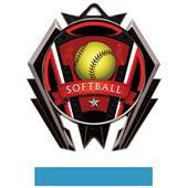 Hasty Stealth Softball Varsity Medal M-5200
