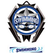Hasty Stealth Swimming All-Star Medal M-5200