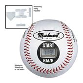 "Markwort 9"" Speed Sensor Baseballs in KM/H"