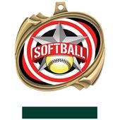 Hasty Softball All-Star Insert Hurricane Medals