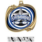 Hasty Swim All-Star Insert Hurricane Medals