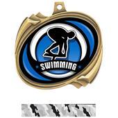 Hasty Swim Spectrum Insert Hurricane Medals