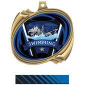 Hasty Swim Varsity Insert Hurricane Medals