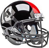 Schutt Fresno St Bulldogs XP Replica Helmet Alt 3