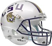 Schutt LSU Tigers XP Replica Football Helmet Alt 2