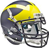 Michigan Wolverines XP Authentic Helmet Alt 1
