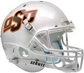 Oklahoma State Cowboys XP Replica Helmet Alt 2