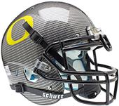 Schutt Oregon Ducks XP Authentic Helmet Alt 4