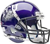 Schutt TCU Horned Frogs XP Replica Football Helmet