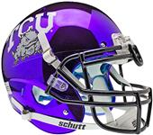 Schutt TCU Horned Frogs XP Authentic Helmet Alt 5