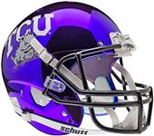 Schutt TCU Horned Frogs XP Replica Helmet Alt 5
